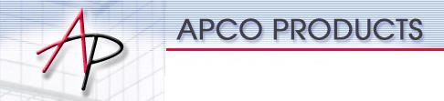 Apco products